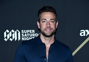 Diet Secrets! How Zachary Levi Bulked Up for 'Shazam'