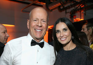 Friendly Exes! Demi Moore Attended Bruce Willis' Vow Renewal with…