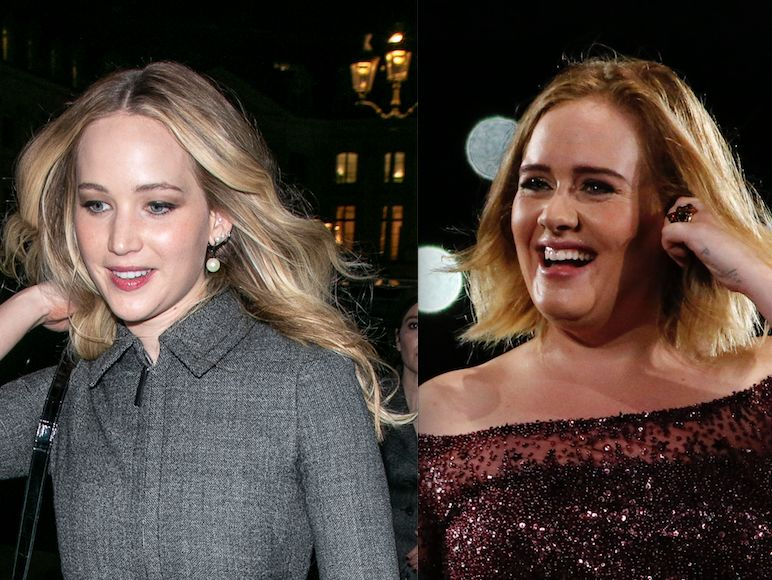 JLaw & Adele Crashed a Gay Bar in NYC and Things Got Crazy!