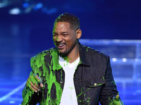 Slime Time! Pics from The Kids' Choice Awards 2019