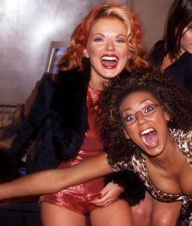 2 Became 1? Mel B Claims She Bedded Geri Halliwell!
