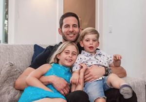 Tarek El Moussa Posts That His Kids Are 'My Life'