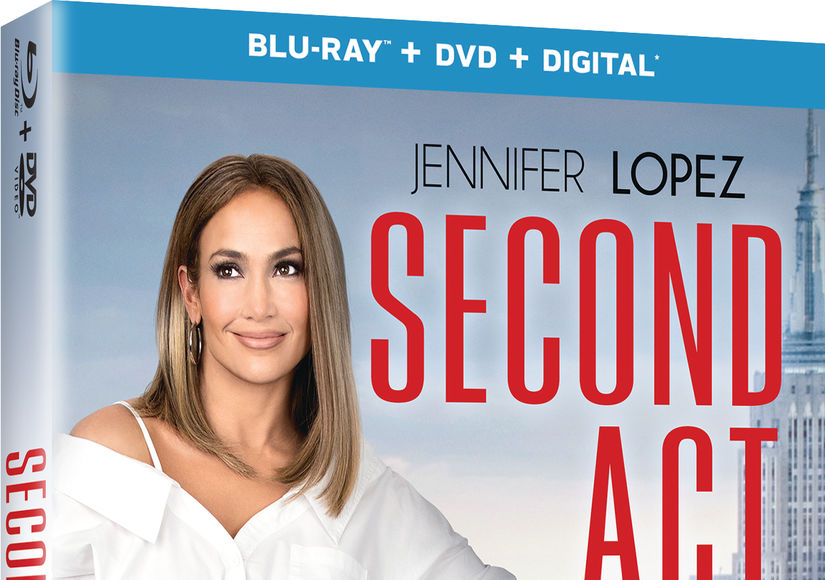 Win It! 'Second Act' on Blu-ray, DVD, and Digital