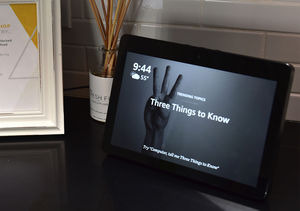 Win an Amazon Echo Show and See How It Changes Your Life!