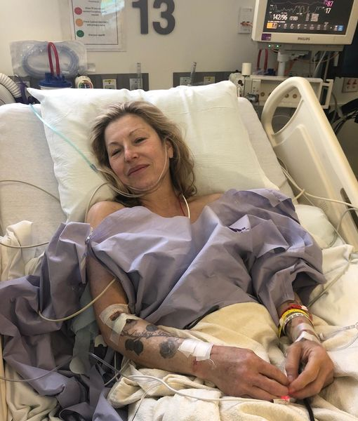 Tatum O'Neal Hospitalized