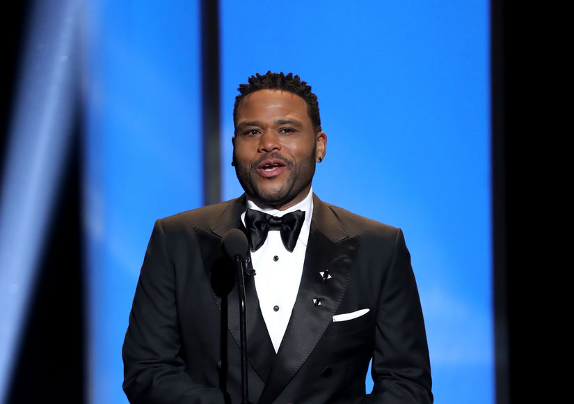 Anthony Anderson Hopes Jussie Smollett Wins at NAACP Awards 2019