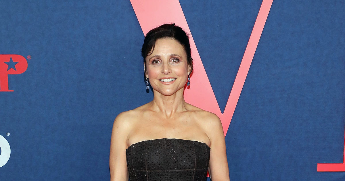 Julia Louis Dreyfus Opens Up About Her Health And Saying