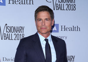LOL! What Rob Lowe's Sons Remind Him to Do on the Red Carpet