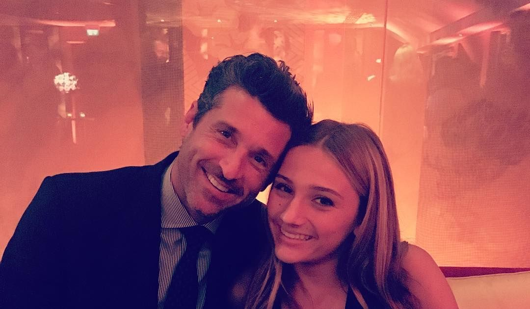 Patrick Dempsey Is Beyond Excited About His Daughter Going To