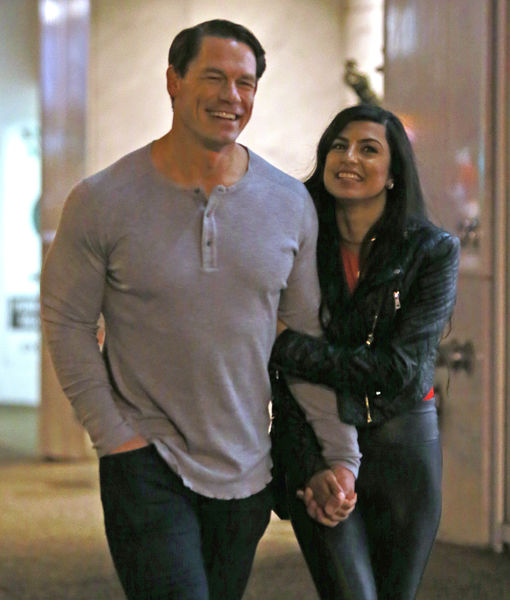 John Cena Spotted on a Date! See the Pic