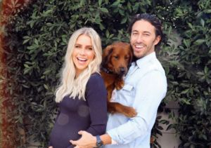 Claire Holt & Andrew Joblon Welcome Baby Boy