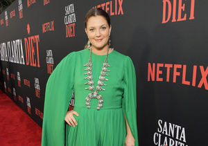 Drew Barrymore on 'Delicious' New Season of 'Santa Clarita Diet,' Plus: How She…