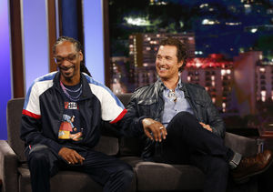 How Snoop Dogg Got Matthew McConaughey Really High on 'Beach Bum' Set