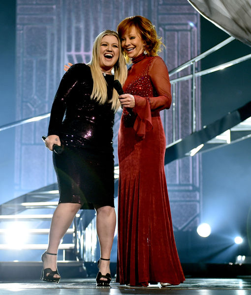 Would Reba McEntire Collaborate with Kelly Clarkson on a Future Album?