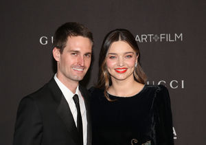 Miranda Kerr & Evan Spiegel Expecting Second Child Together
