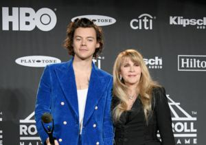 Wrong Direction: Stevie Nicks Mixes Up Her Boy Bands