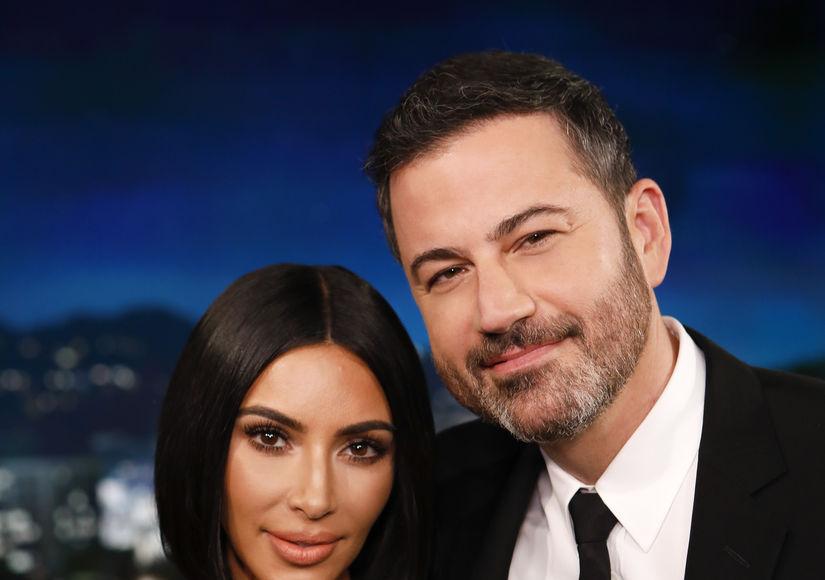 Jimmy Kimmel on the Kardashians: 'They're Like Unicorns'