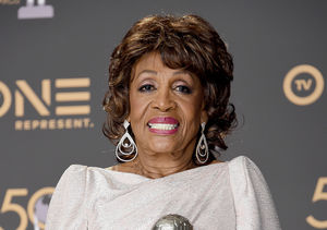 Maxine Waters: 'Correct Thing' Smollett Charges Dropped