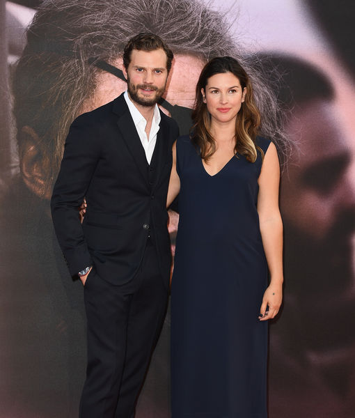 Jamie Dornan & Wife Amelia Warner Welcome Baby #3