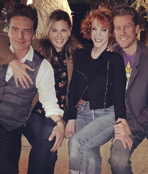 Kathy Griffin & Ricky Bick Are Back Together