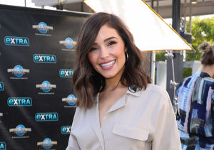 Olivia Culpo Dishes on Her Makeup-Free High School Days