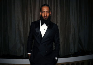Family & Friends Pay Tribute to Nipsey Hussle at Star-Studded Memorial…