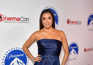 Exclusive! Eva Longoria on Baby Santi and Directing 2 Movies