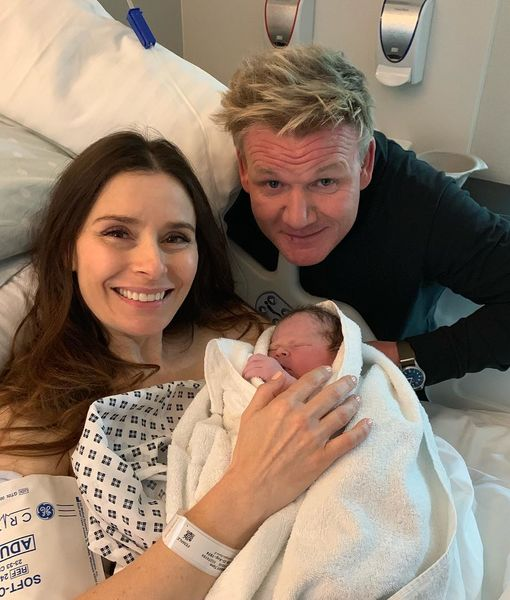 First Pics! Gordon Ramsay & Wife Tana Welcome Baby #5