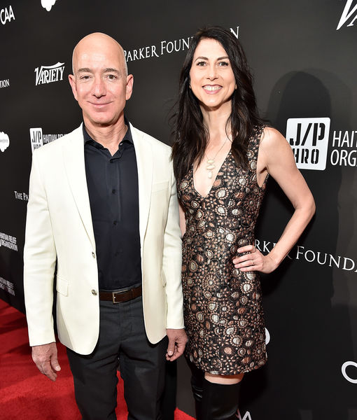 Jeff Bezos' Wife MacKenzie Reveals How Much She Will Keep in $130-Billion Divorce