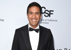 Dr. Sanjay Gupta Shares His Tips for Longevity