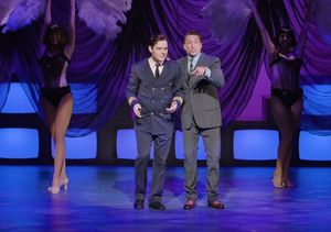 'Extra's' Michael Corbett Stars in Stage Revival of 'Catch Me If You Can: The…