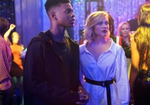 The Stars of 'Cloak & Dagger' Talk Season 2: Will Ty and Tandy Kiss?