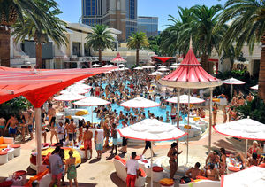 The Best Pools in Las Vegas