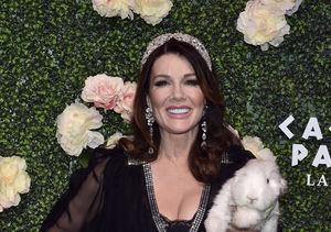 Lisa Vanderpump Opens New Vanderpump Cocktail Garden in Las Vegas