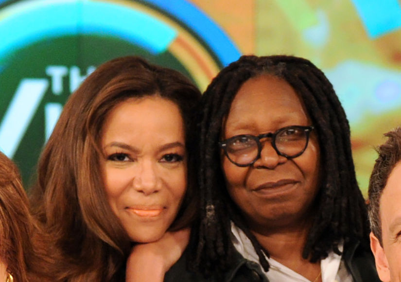 Sunny Hostin Opens Up on 'Scary' Whoopi Goldberg Health Situation