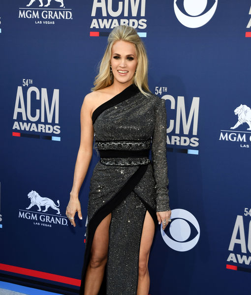 Carrie Underwood Gets Real About Motherhood