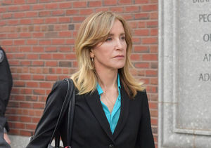 Felicity Huffman's First Words on College Admissions Scandal as She Says She…