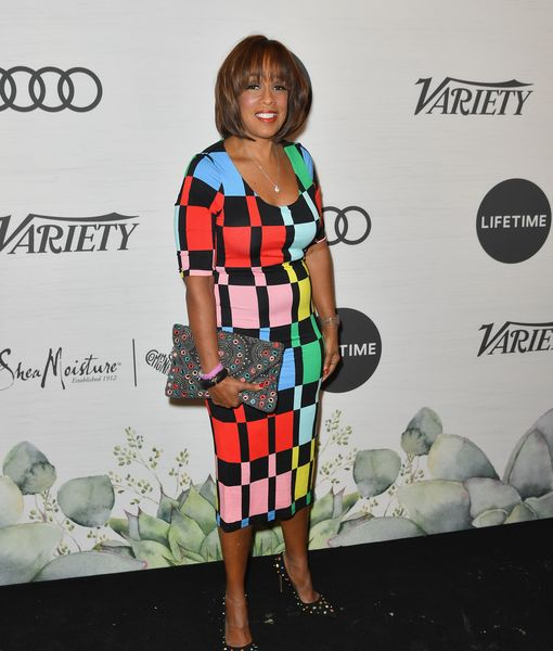 Gayle King on Leaving Her Apartment for the First Time in 32 Days, Plus: Her New Radio Show