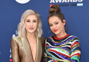 Maddie and Tae on the Great Advice They Got from Chrissy Metz
