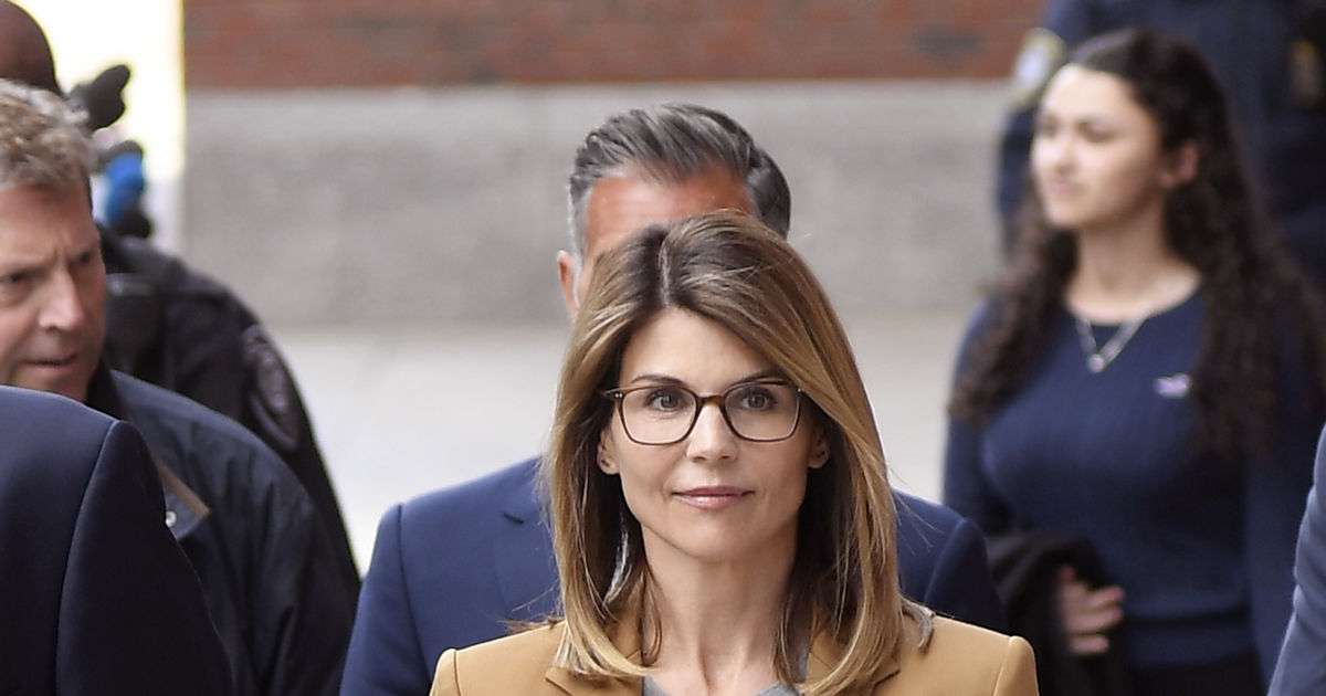 How Lori Loughlin Is Coping During College Cheating Scandal
