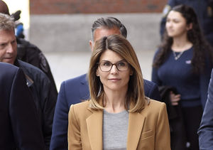 Prison Sentence? How Lori Loughlin Is Coping During College Cheating Scandal