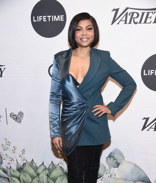 How Taraji P. Henson Overcomes Her Own Depression and Anxiety Issues