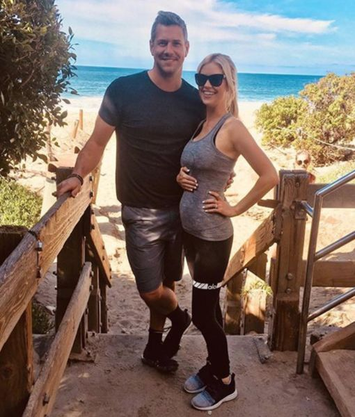 Tarek El Moussa Accidentally Revealed Gender of Ex-Wife Christina's Baby! She…