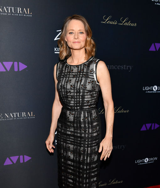 Why Jodie Foster Says Acting Isn't 'What's in my DNA'