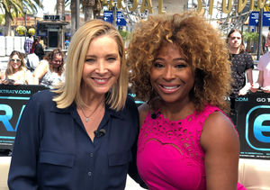 Lisa Kudrow Talks 'Friends' 25-Year Anniversary Celebration, and…