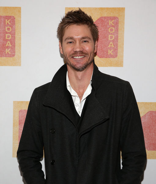 Chad Michael Murray Talks 'Max Winslow and the House of Secrets,' Plus: What He Loves About 'Riverdale'