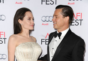 Brad & Angelina Are Officially 'Single'