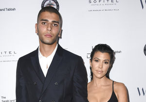 Younes Bendjima & Kourtney Kardashian Flirting Up a Storm on IG