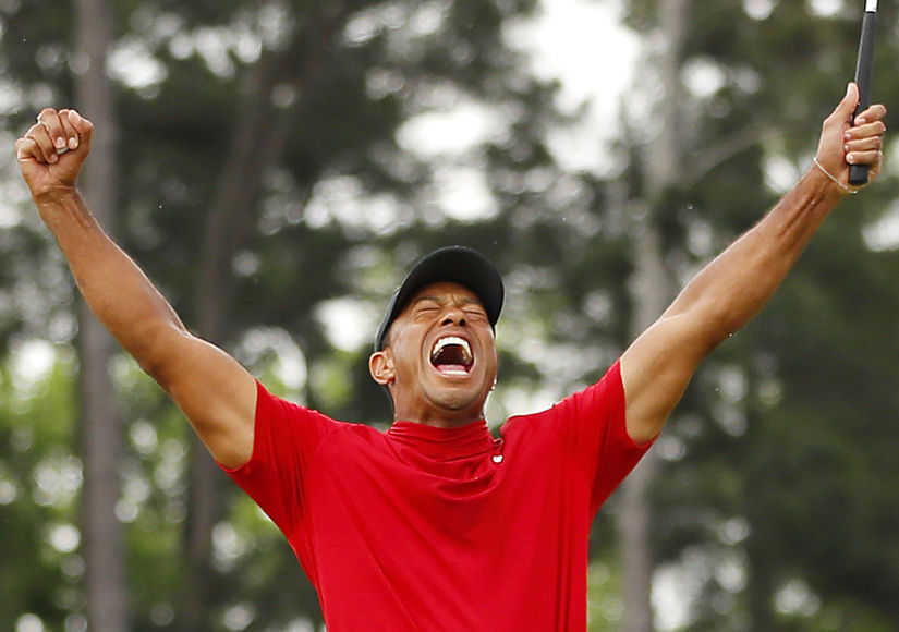 Comeback! Tiger's Miracle Win at the Masters