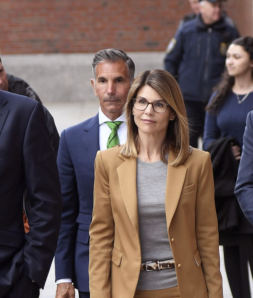 Lori Loughlin Pleads Not Guilty in College Cheating Case
